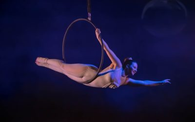 5 Reasons Aerial Classes are SO Much Better Than Your Normal Workout