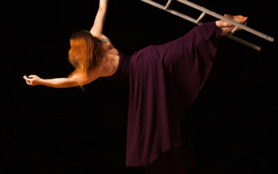 My Love-Hate Relationship with My Aerialist Shoulders